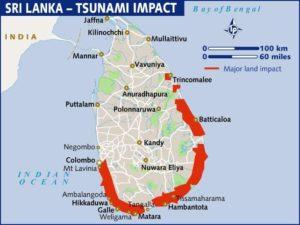 Sri Lanka Tsunami Impact